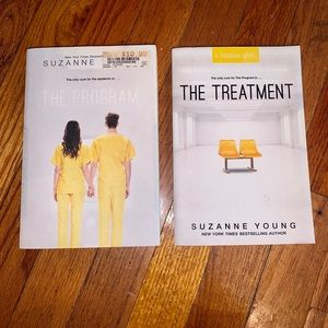 Suzanne Young Book Bundle